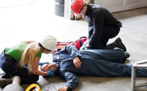 Advenced Trauma First Aid